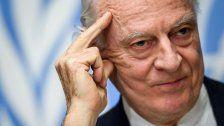 Wiener Syrien-Gespräche: Syriens Regierung dabei