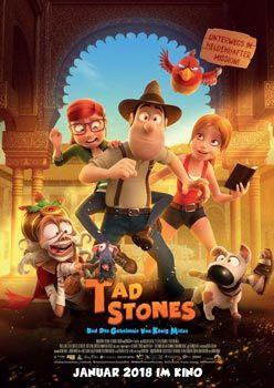 Tad Stones und das Geheimnis von König Midas – Trailer und Information zum Film