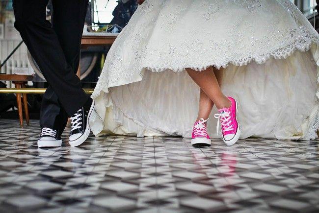 In Wien gibt es ein Event für ungewöhnliche Hochzeiten.