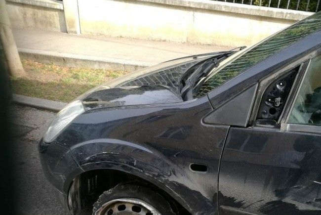 Der Drogenlenker lieferte sich eine Verfolgungsjagd mit der Polizei in Wien