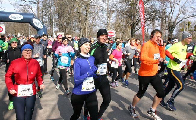 Die Winterlaufserie startet den Countdown zum 35. Vienna City Marathon.