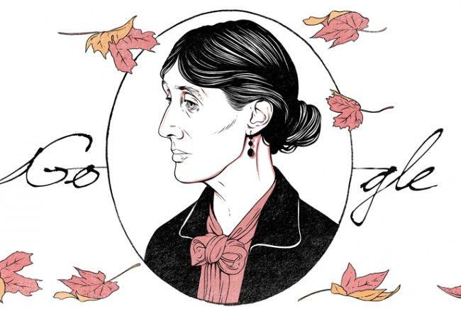 Virginia Woolf würde heute 136 Jahre alt werden.