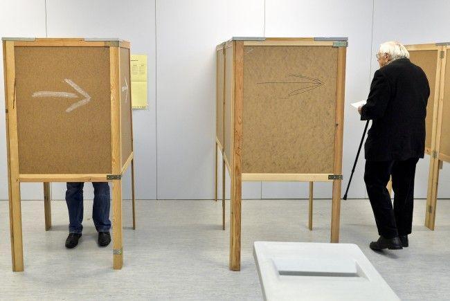 Die Salzburger wählen am 22. April ihren neuen Landtag.