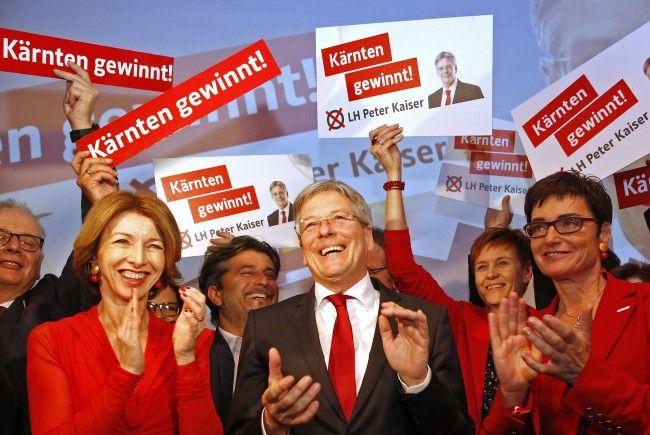 Am Mittwoch beging die Kärntner SPÖ ihren Wahlkampfauftakt vor der Landtagswahl in Kärnten.