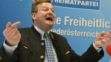 NÖ: FPÖ wettert mit Broschüre gegen ÖVP