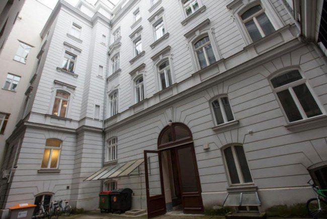 In Wien-Wieden kam es zu dem tödlichen Sturz der Bankerin.