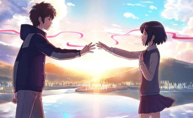 """""""Your Name"""" gilt als erfolgreichster japanischer Anime aller Zeiten."""