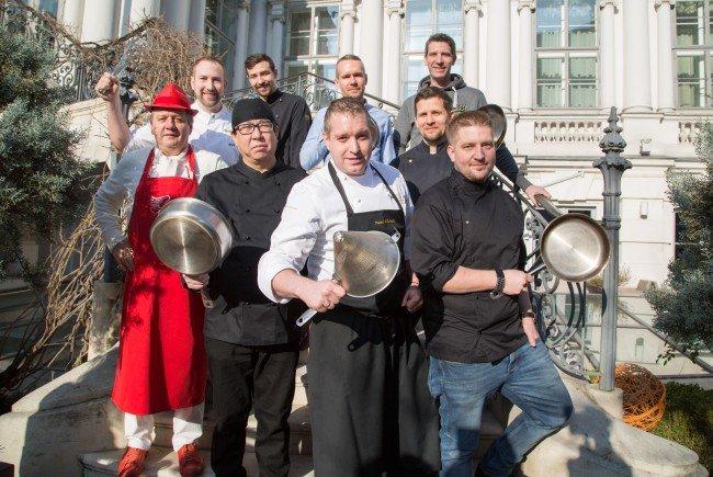 Im Februar wird wieder eine Wiener Restaurantwoche veranstaltet.