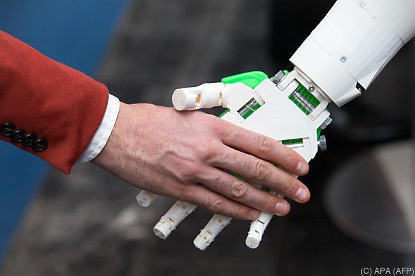 Der Einsatz von Robotern steigt