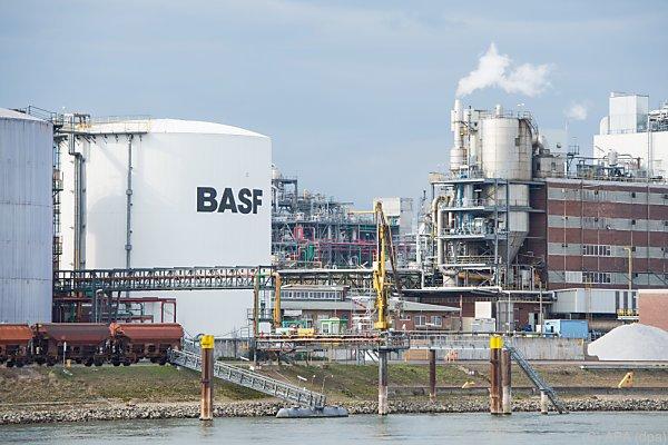 BASF-Mitarbeiter sollen involviert gewesen sein