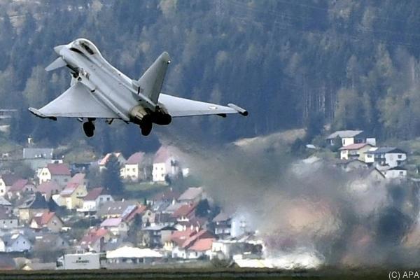 Die Eurofighter kommen nicht aus den Schlagzeilen