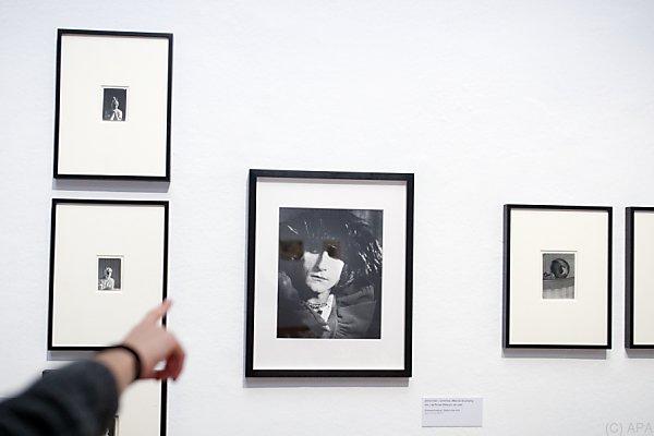 Als Fotograf ist Man Ray eine Ikone