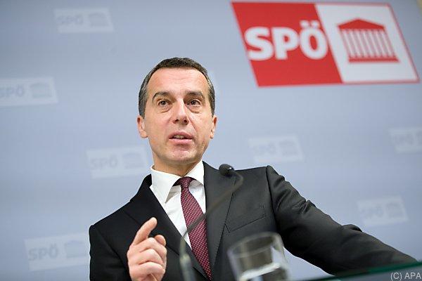 Kern kritisiert Strache-Sager zum Kosovo