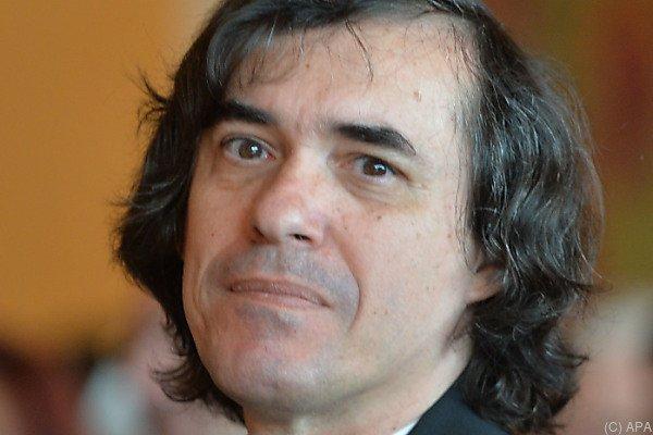 Schriftsteller Mircea Cartarescu