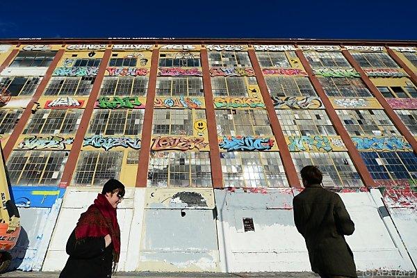 """5Pointz"" galt als Graffiti-Pilgerstätte"