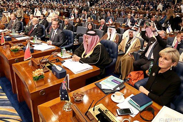 Geberkonferenz in Kuwait ging zu Ende