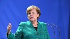 Merkel will gemeinsames europäisches Asylsystem