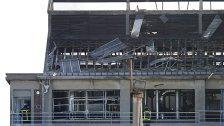 Zwei Tote bei Explosion in französischer Fabrik
