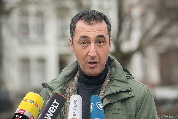 Özdemir ließ kein gutes Haar an der AfD