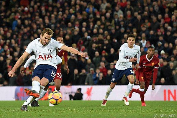Kane rettete den Spurs einen Punkt