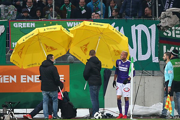 Derby-Vorfälle beschäftigen Rapid weiterhin