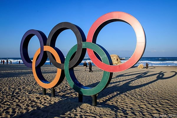 Veranstalter hoffen, dass es keine Athleten erwischt