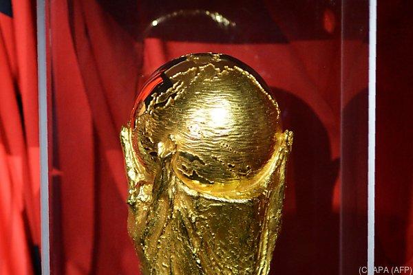 Diesen Pokal wird Österreich wohl nur selten sehen