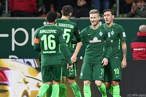 Florian Kainz traf erstmals in dieser Saison