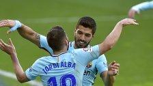 Barcelona hielt sich gegen Eibar schadlos