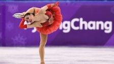 Sagitowa holte erstes russisches Gold 2018