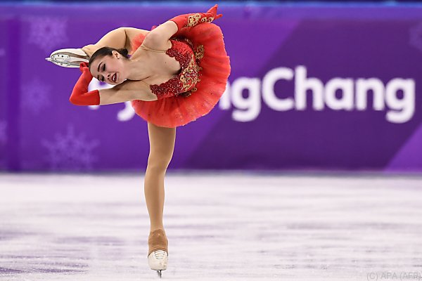 Sagitowa setzte sich vor ihrer favorisierten Landsfrau Medwedewa durch