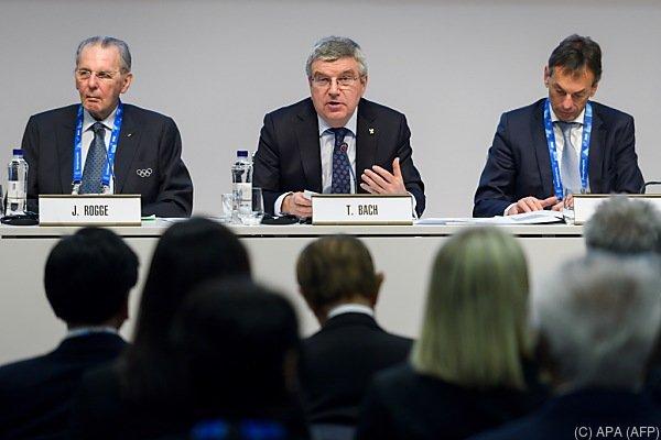 IOC hat entschieden: Russland darf nicht unter eigener Fahne auflaufen
