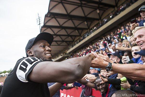 Usain Bolt wechselt zum Fußball