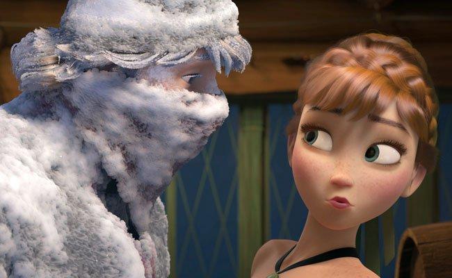 """Für die Rolle der """"kleinen Anna"""" im Filmkonzert """"Frozen"""" wird in Wien ein großes Casting veranstaltet."""