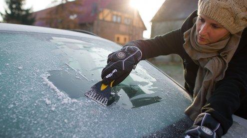 Kälteeinbruch in Österreich: Dauerfrost und bis zu -20 Grad