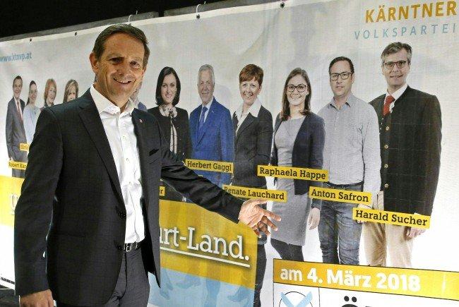 Der ÖVP-Spitzenkandidat übt Kritik an den Regierungskollegen.