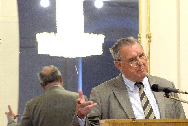 Der Ex-FPÖ-Politiker Brauneder leitet die blaue Historikerkommission.