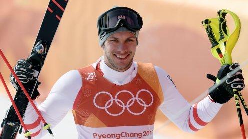 Bronze für Michael Matt beim Slalom, Hirscher ausgefallen