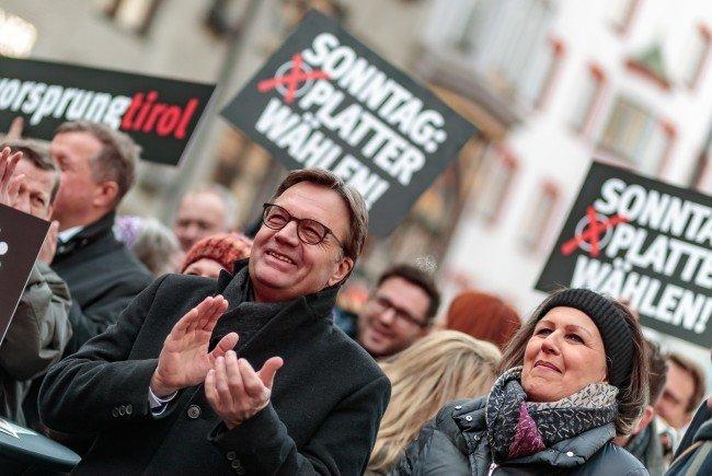 Konservative ÖVP gewinnt Landtagswahl in Tirol - FPÖ legt zu
