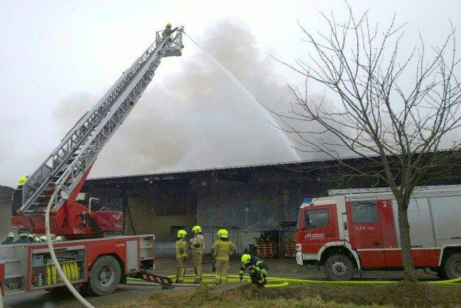Die Opfer des Brandes waren 70, 43 und 13 Jahre alt.