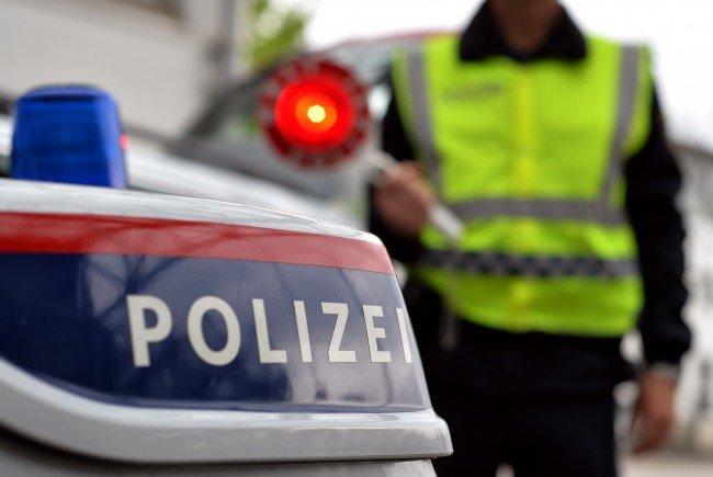 Die Polizei konnte den alkoholisierten Lenker stoppen.