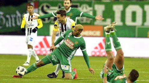 Rapid beendete im Heimspiel gegen LASK Negativserie mit 2:0