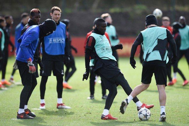 Mourinho plagen Personalsorgen und Gerüchte um Pogba.