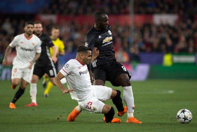 Lukaku und Co. waren in Sevilla offensiv zu harmlos.