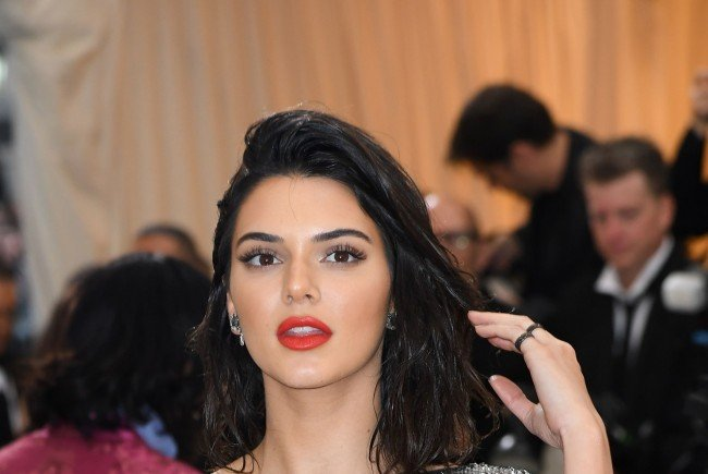 Kendall Jenner postete Nacktfotos.