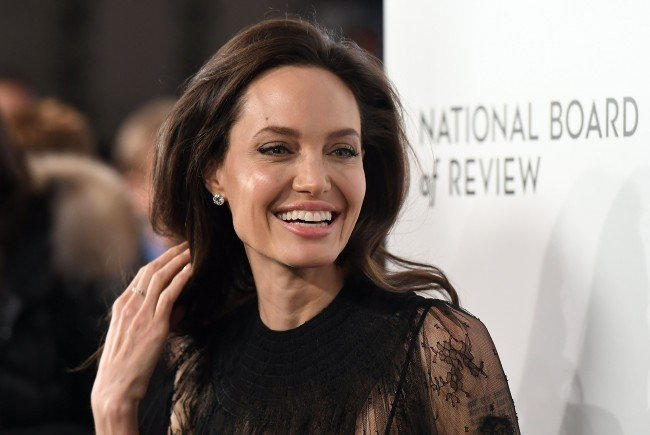 Angelina Jolie hatte eine wilde Teenie-Zeit
