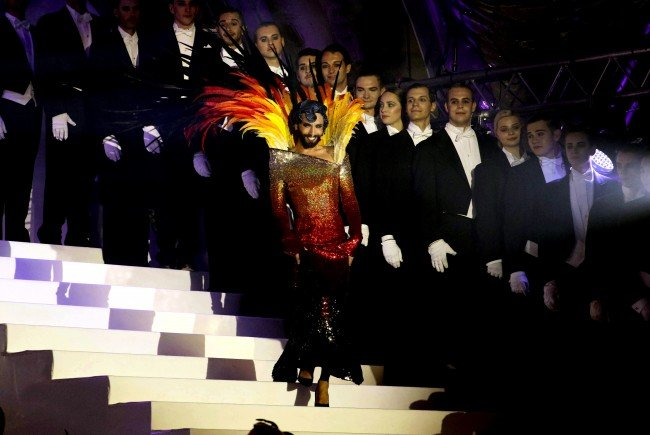 Conchita Wurst veröffentlicht im Herbst ihre neue CD mit den Wiener Symphonikern.
