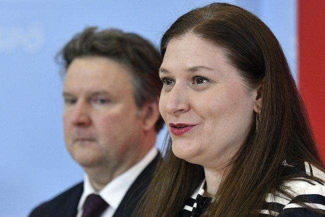 Barbara Novak wurde zur SPÖ-Wien-Landesparteisekretärin gewählt