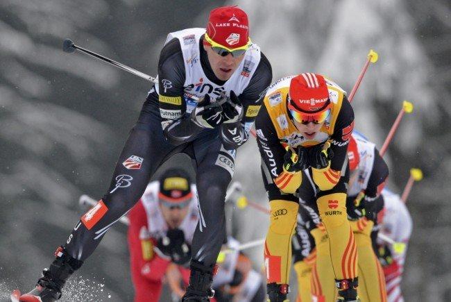 Klapfer gewann Kombinierer-Bronze von Normalschanze