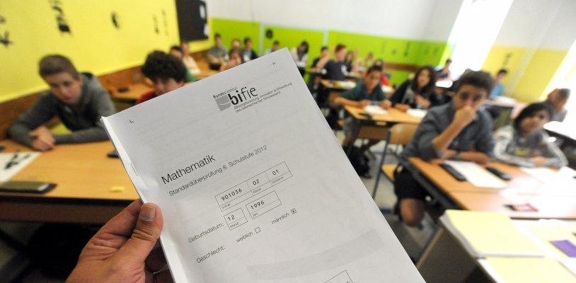 Bildungsstandard: Minimale Verbesserung im Bereich Mathematik an NMS und AHS